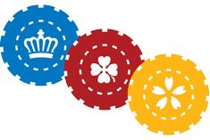 Matsui wheelchecks for american roulette